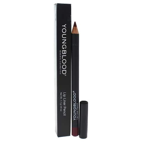 Lip Liner Pencil - Pinot By Youngblood For Women - 1 10 Oz Lip Liner
