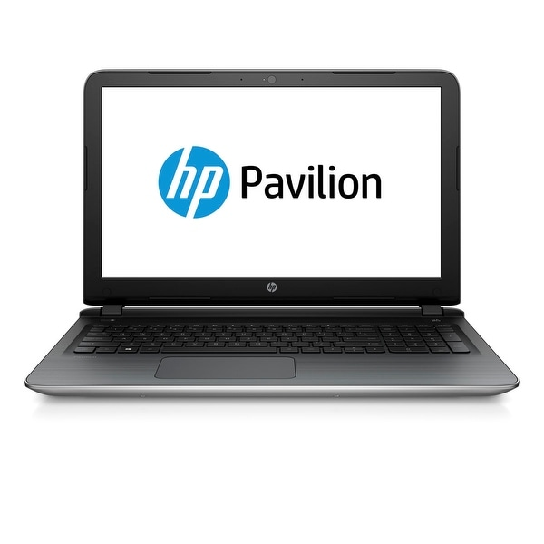 "Refurbished - HP Pavilion 15-AB063CL 15.6"" Touch Laptop AMD A10-8700P 1.8GHz 12GB 1TB Win10"