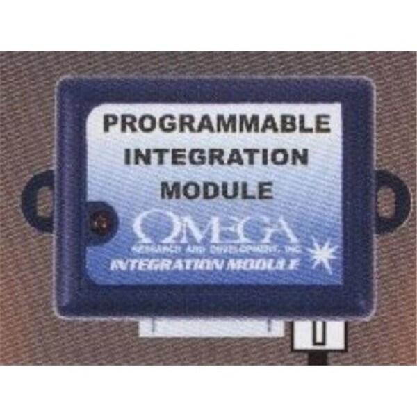 Omega IM07 Remote Start Databus Bypass Module Kit