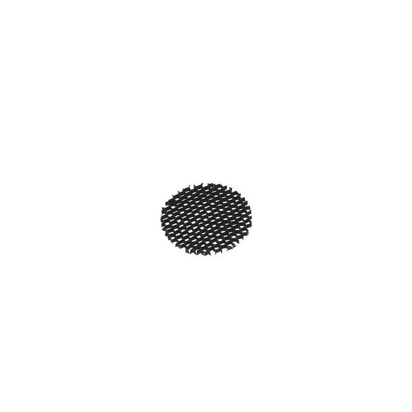 Tech Lighting 700A03-36 AR111 Eggcrate Louver - - Black