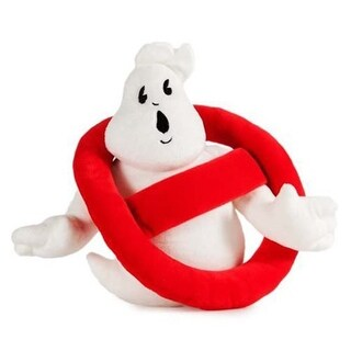 "Ghostbusters 8"" Phunny Plush: ""No Ghost"" Logo - multi"