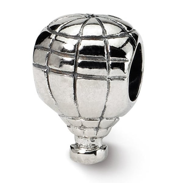 Sterling Silver Reflections Hot Air Balloon Bead (4mm Diameter Hole)