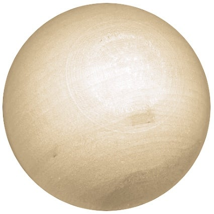 "Wood Turning Shapes Value Pack-Ball 1.5"" 6/Pkg"