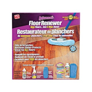 Rejuvenate RJ16FLOKIT As Seen on TV Floor Renewer Kit