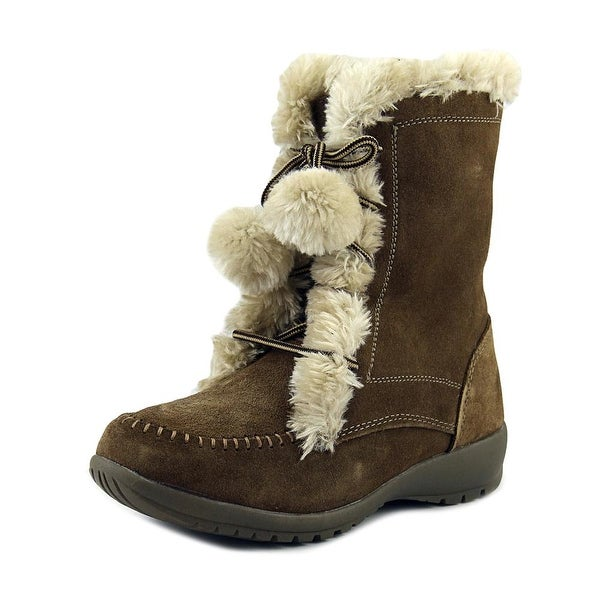Sporto Maggie Women Round Toe Suede Snow Boot