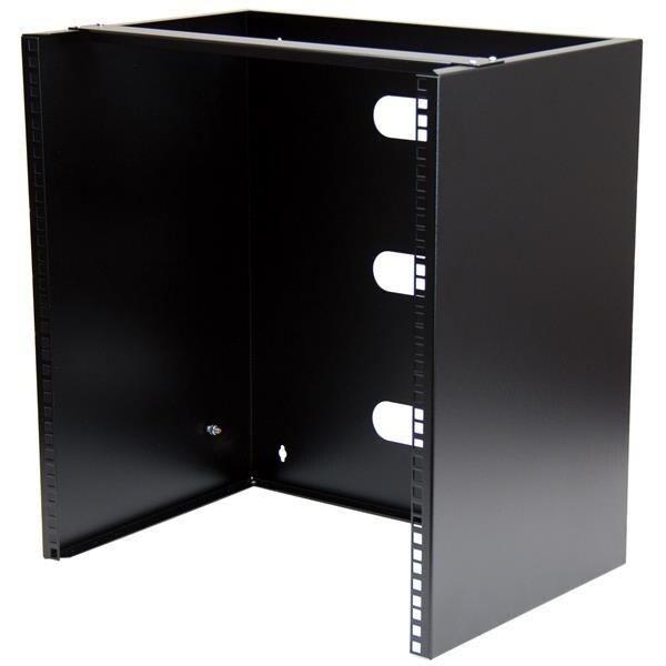 Startech - Wallmnt12 12U Wall-Mount Rack For 12Inndeep Equipment Network Rack 12U