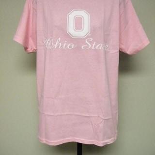 Ohio State Buckeyes Womens Sizes M L XL Pink Shirt