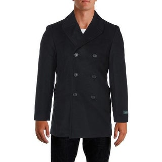 Lauren Ralph Lauren Mens Coat Wool Solid - 36R