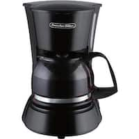 Hamilton Beach 48138 4 Cup Coffeemaker Black