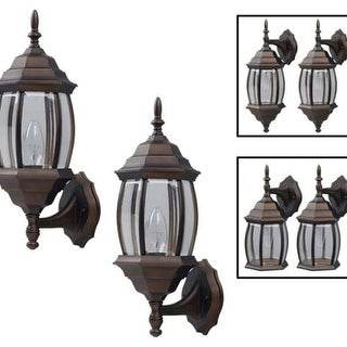 "Canarm IOL73T13 Single Light 17"" High Outdoor Wall Sconce"