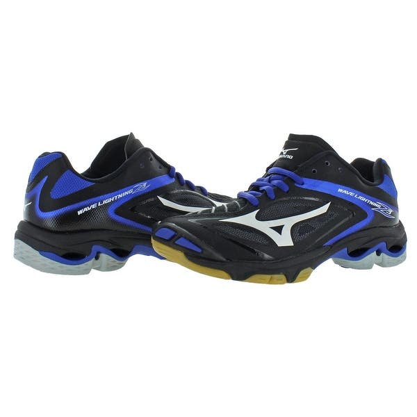 mizuno womens volleyball shoes size 8 x 3 foot wear black