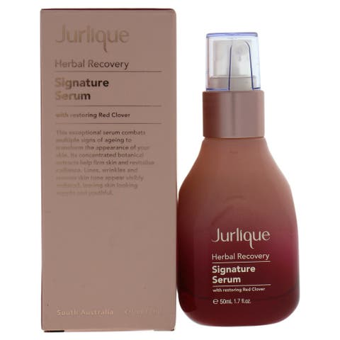 Herbal Recovery Signature Serum By Jurlique For Women - 1 7 Oz Serum