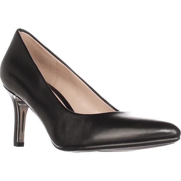 naturalizer Natalie Classic Pumps, Black Leather