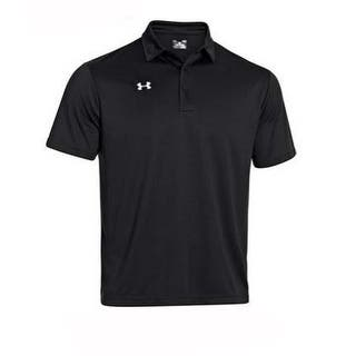 Under Armour Men's Team's Armour Polo Golf Shirt, Assorted Colors 1246240|https://ak1.ostkcdn.com/images/products/is/images/direct/9cb49dd393ecd7b5330d563d43b51db34dd4da57/Under-Armour-Men%27s-Team%27s-Armour-Polo-Golf-Shirt%2C-Assorted-Colors-1246240.jpg?impolicy=medium