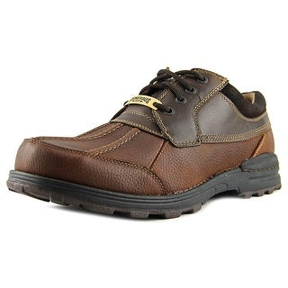 Dockers Gallagher Men Round Toe Leather Brown Oxford