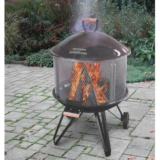 Landmann 28008 28-Inch Heatwave Deluxe Fireplace