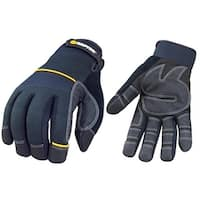 Raptor Tools RAP90201 Performance Plus Utility / Mechanical Gloves, Medium Size - N/A