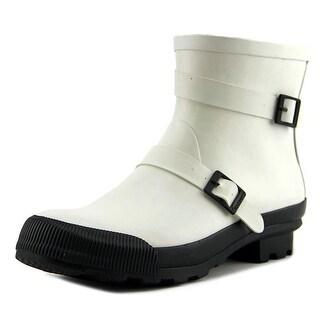 Bearpaw June Women White/Black Snow Boots