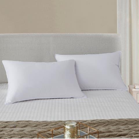 SCOTT LIVING Tencel Down Alternative Pillow (Set Of 2) - White