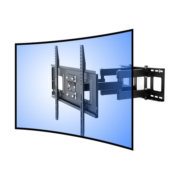 Shop fleximounts curved tv wall mount bracket for 32 65 - Tv mount wall plate ...