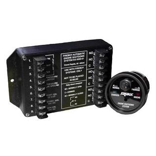 Xintex Es-3000-01 3 Circuit Engine Shutdown - Round - ES-3000-01