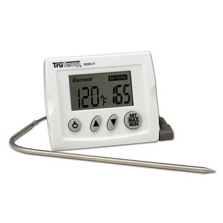 TruTemp 3518N Digital Cooking Thermometer With Probe