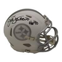 396a1e5b2 Shop Pittsburgh Steelers Jack Lambert Autographed Replica Helmet ...