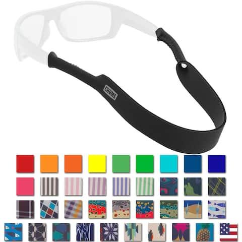 Chums Neoprene Classic Lightweight Adjustable Eyewear Retainer - One Size