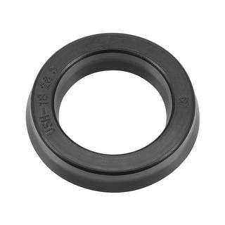 Hydraulic Seal, Piston Shaft USH Oil Sealing O-Ring, 18mm x 26mm x 5mm