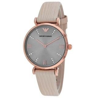 Armani Women 's Retro - AR1681 Watch