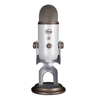 Blue Microphones Yeti USB Mic (Vintage White)