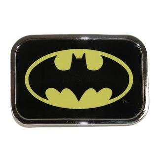 Buckle Down DC Comics Batman Signal Belt Buckle - Black - One Size