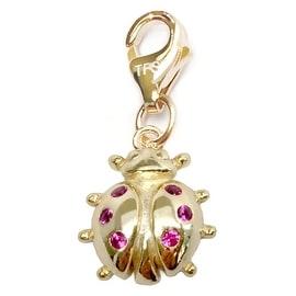 Julieta Jewelry Ladybug Clip-On Charm