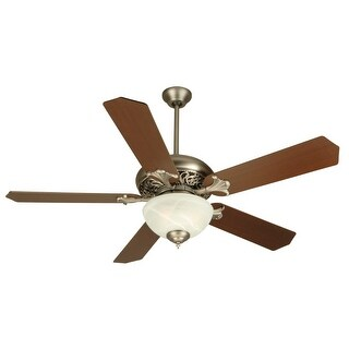 """Craftmade K10326 Mia 52"""" 5 Blade Indoor Ceiling Fan - Blades and Light Kit Included"""