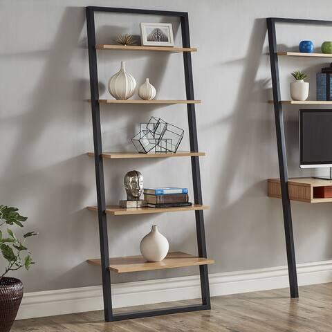 Ranell Leaning Ladder Shelves by iNSPIRE Q Modern