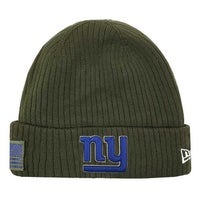 the best attitude 07936 68f14 New Era 2018 NFL New York Giants Salute to Service Knit Hat Stocking Beanie  Cap