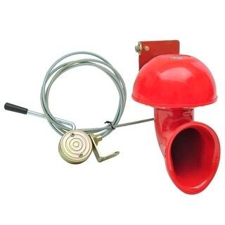 vidaXL Electric Bull Horn for 12 V Vehicles
