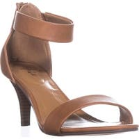 SC35 Paycee Dress Heels Sandals, Coffee