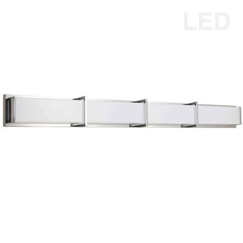 Dainolite Winston 72W Modern Polished Chrome Luxury Vanity Lights