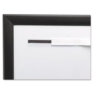 Clear Magnetic Label Holders 6 x 1/2 Clear 10 per Pack