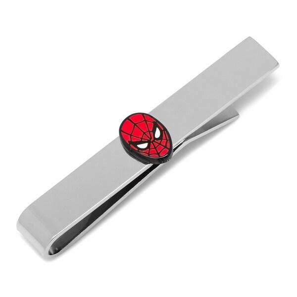 Spider-Man Tie Bar