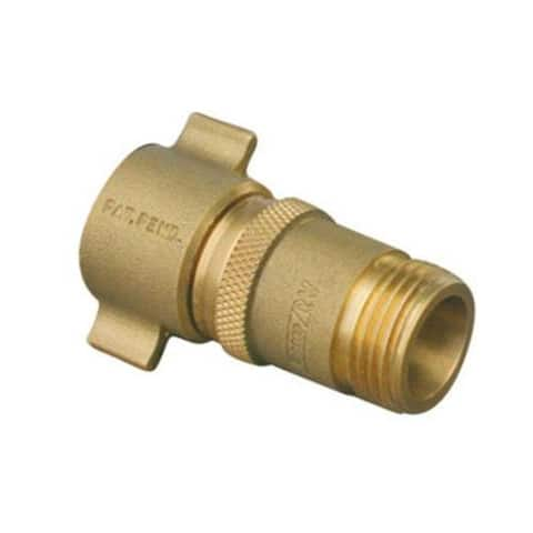 Camco 40055 Water Pressure Regulator - Brass