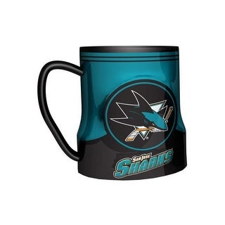 San Jose Sharks Coffee Mug - 18oz Game Time