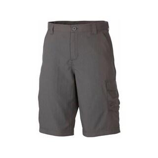 Columbia Silver Ridge III Shorts Boy's - Fossil - small