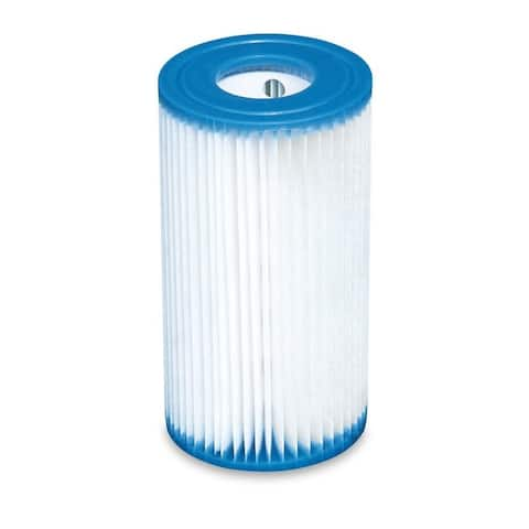 "Intex 29000E Pool Filter Cartridge, Type A, 9"" x 13"""