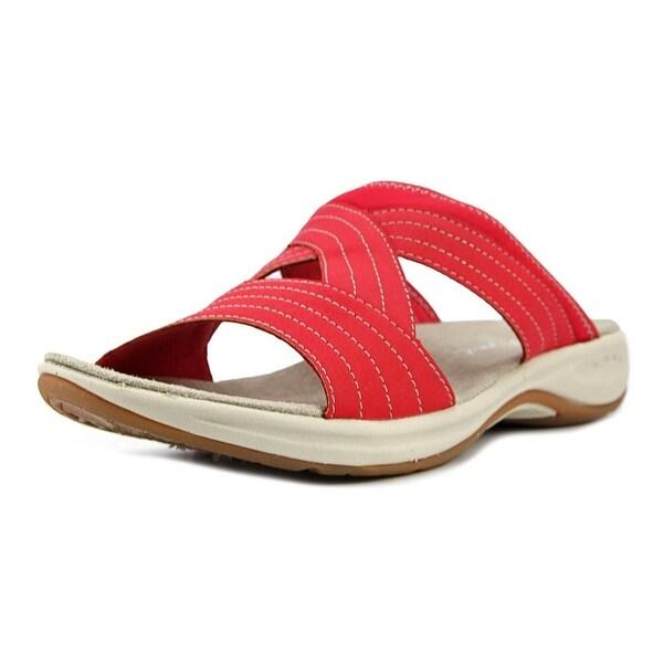 Easy Spirit Emorie Red Sandals