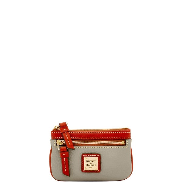 Dooney & Bourke Pebble Grain Small Coin Case (Introduced by Dooney & Bourke at $58 in Oct 2014)