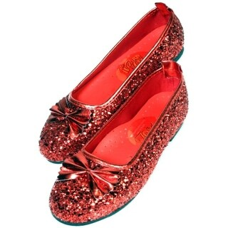 Kids Ruby Slippers Red Shoes (4 options available)