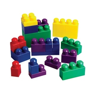 Marvel Education Interlocking Building Brick Set