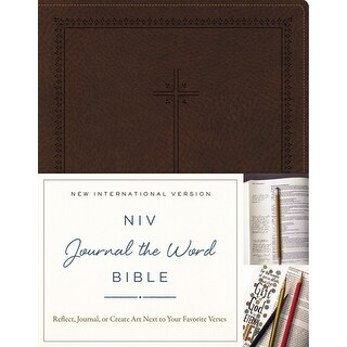 Brown-NIV Journal The Word Bible